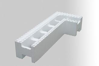 Блок стеновой угловой (левый/правый, Серия 30)