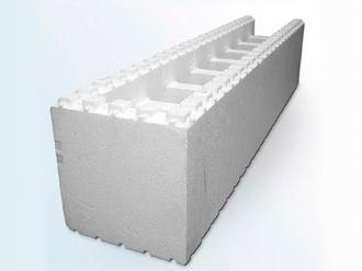 Блок стеновой торцевой (Серия 25)