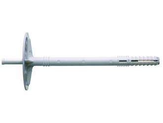 Дюбель для теплоизоляции с пластиковым гвоздем 10x180 мм