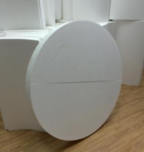 Крышка для бетонной колодезной трубы диаметром 1170мм толщина стенки 100мм