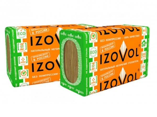 IZOVOL В-50 1000x600x50 (50 кг/м3)