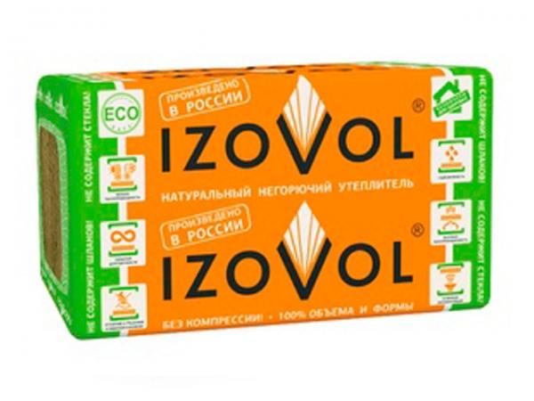 IZOVOL Л-35 1000x600x50 (35 КГ/М3)
