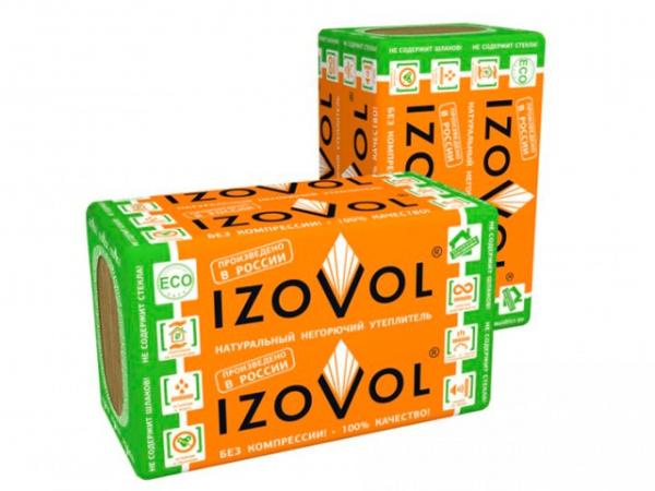 IZOVOL СТ-50 1000x600x100 (50 кг/м3)